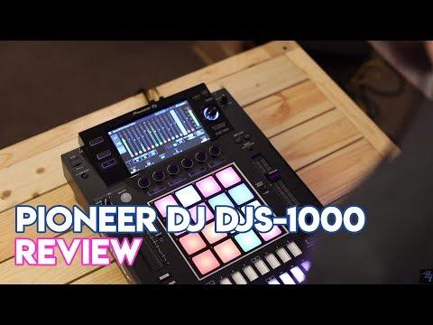 Pioneer DJ DJS-1000 Talkthrough Video