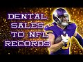 How Adam Thielen Forged a Superstar NFL Career from NOTHING