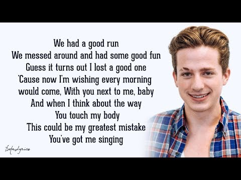 Little Mix - Oops (Lyrics) feat. Charlie Puth
