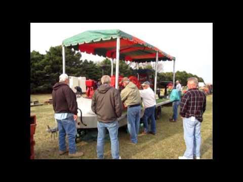 HUGE ANTIQUE TRACTORS, GAS ENGINES & FARM IMPLEMENTS AUCTION Fremont