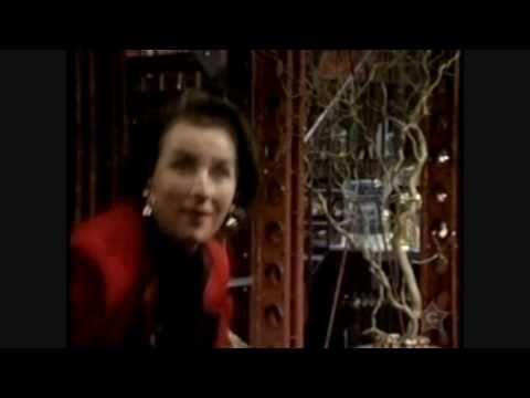 Jennifer Saunders- She's Electric
