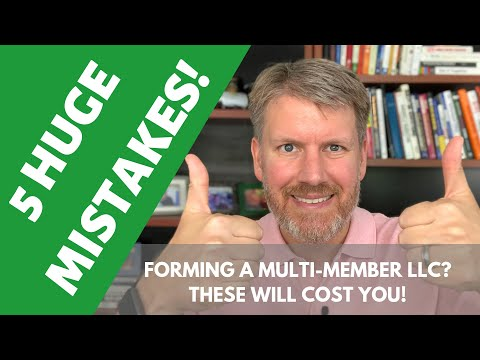 how-to-pay-yourself-in-a-multi-member-llc---5-biggest-mistakes!