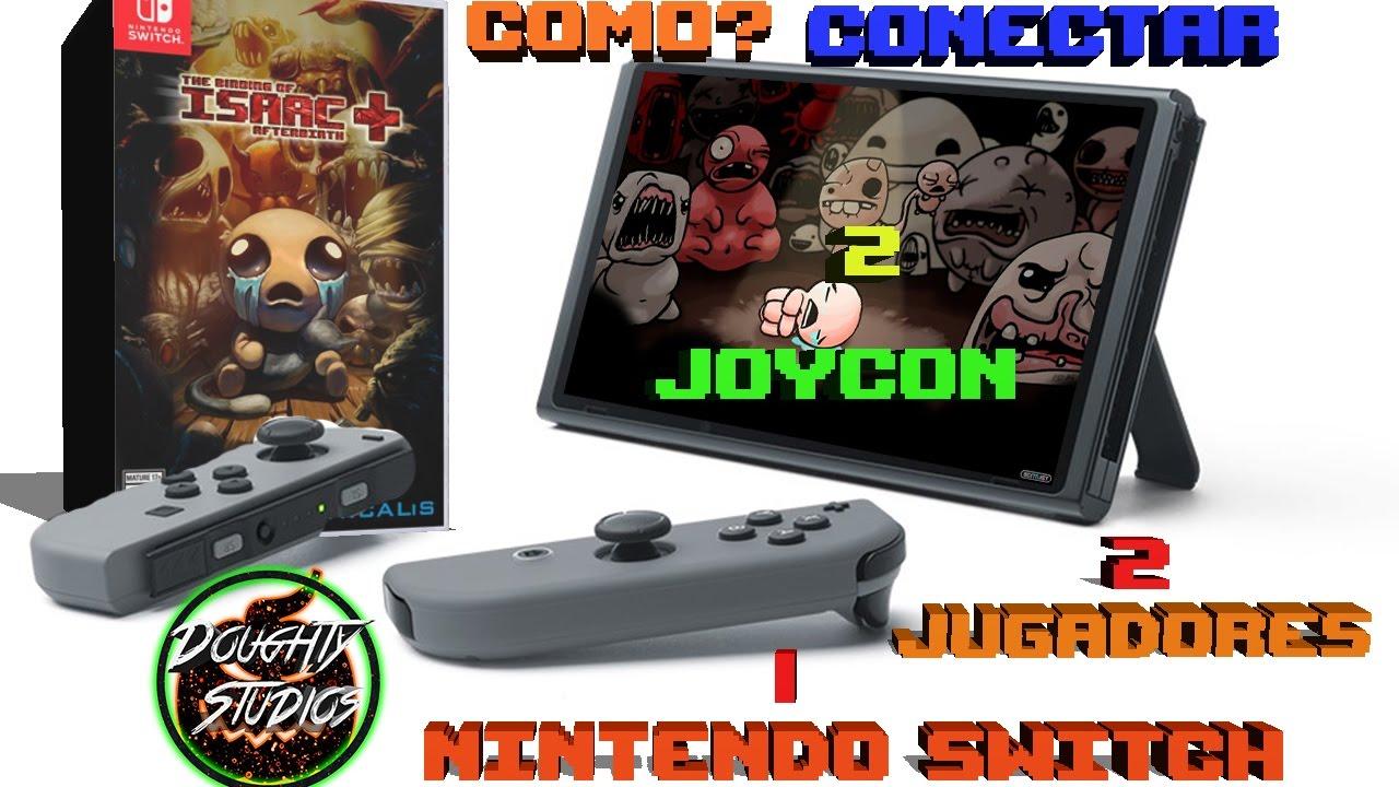 Como Jugar De 2 Jugadores En Binding Of Isaac Con 1 Solo Nintendo