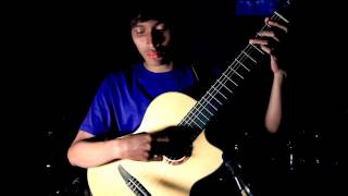 (Endah n Rhesa) when you love someone - Nukie Nugroho (Fingerstyle Guitar)