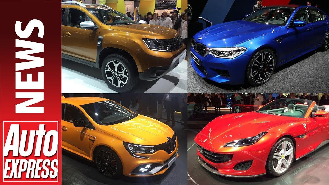 Best cars of the 2017 Frankfurt Motor Show