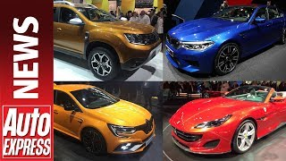 Фото с обложки Best Cars Of The 2017 Frankfurt Motor Show