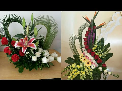 Holy Day Flower Arrangement Very Beautiful Japanese Flowers Decoration Ideas For You