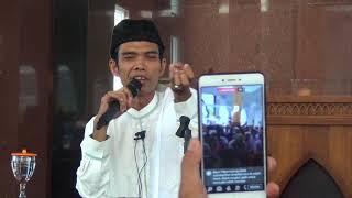 Ustadz Abdul Shomad,Menolong Agama Allah dengan keahlian yang kita punya, Masjid Al Khoir Batam