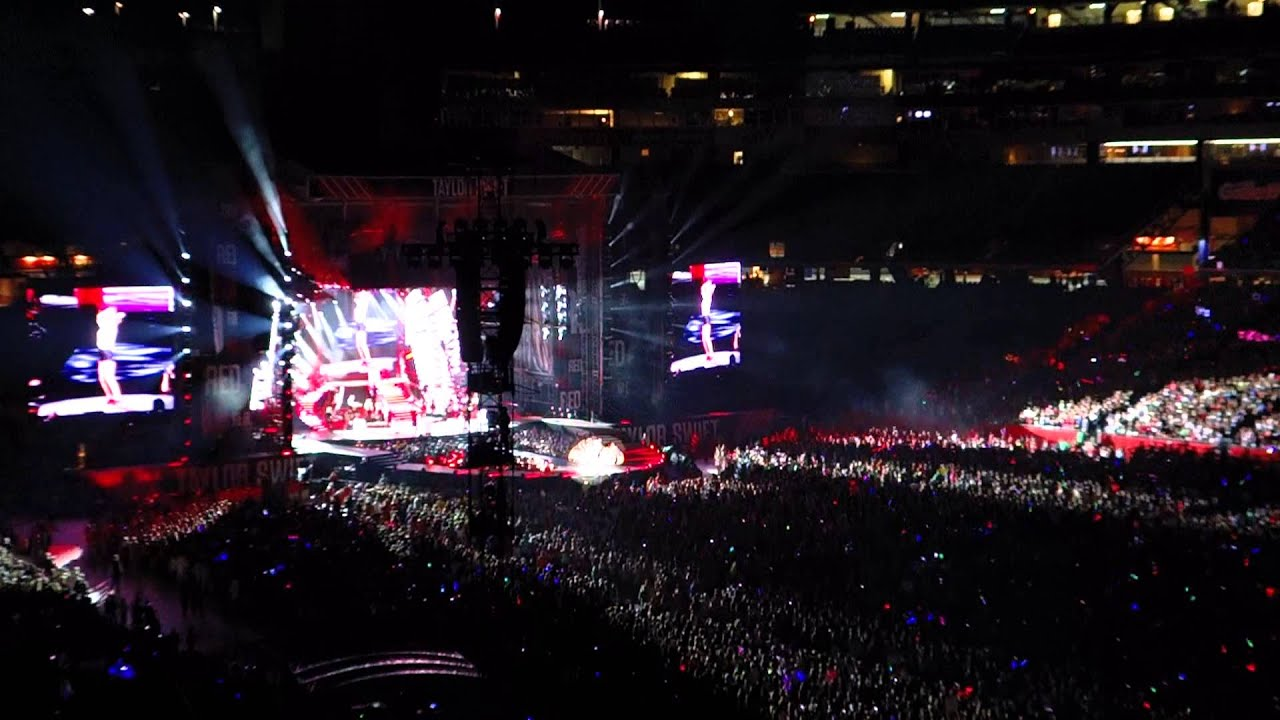 Red Tour Gillete