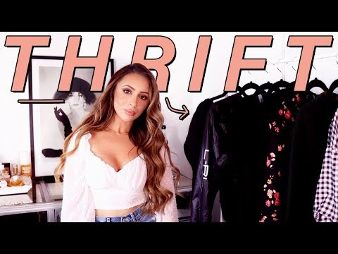 thrifting-haul-|-the-easiest-+-best-way-to-thrift
