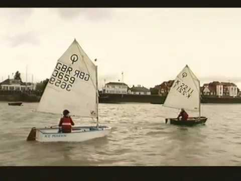 Getting Afloat with Nick Gates. Episode 1, Dinghies (better sound)