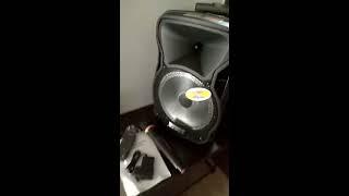 BQ-08 Φορητό Ηχείο Karaoke-Home cinema 80W   poula.store