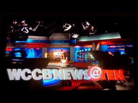 WCCB News at 10 Open