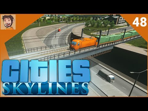 Cities: Skylines - Part 48 | MORNING WOODS REDEVELOPMENT