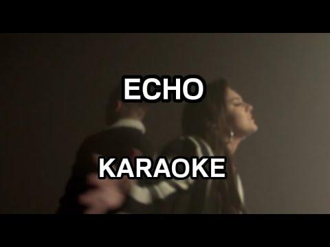 KaeN & Ewa Farna - Echo [karaoke/instrumental] - Polinstrumentalista