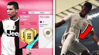 10 THINGS YOU MISSED IN FIFA 20 REVEAL TRAILER