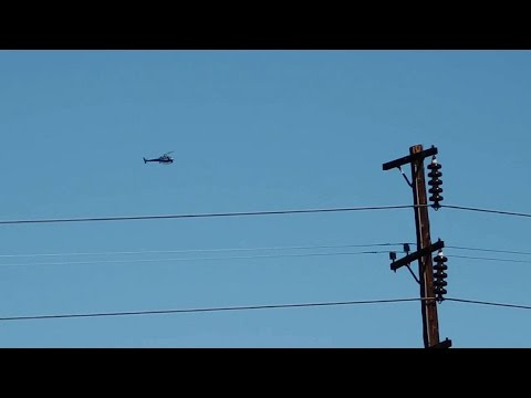 FBI Uses Mind Reading; California Highway Patrol Police Helicopter Organized Gang Air Stalking