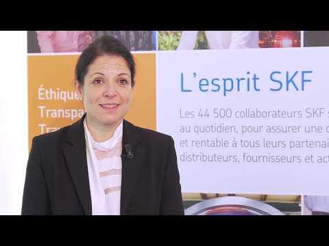 Découvrez le SKF Global Graduate Programme