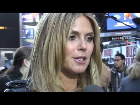 Heidi Klum Reveals Secrets To Losing Baby Weight Fast