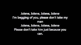 Common Linnets - Jolene LYRICS