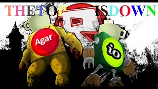 Agar.io e Roblox Phantom Forces gameplay | Taxa de vídeo!