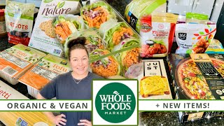 Whole Foods Market Haul!! | Vegan & Prices Shown! | July 2020