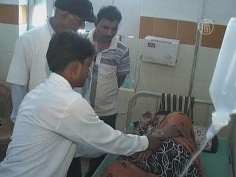 Лихорадка Денге свирепствует на юге Индии