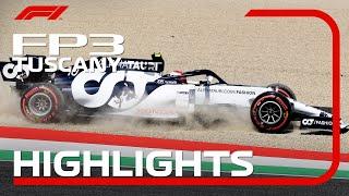 2020 Tuscan Grand Prix: FP3 Highlights