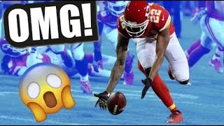 Marcus Peters fumble return for a TD