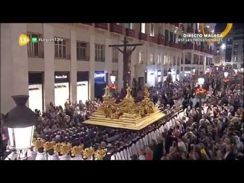 Semana Santa Málaga 2017 - Cristo de la Buena Muerte I