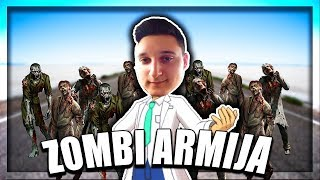 ZOMBIES CONQUER THE WHOLE WORLD! | ROBLOX