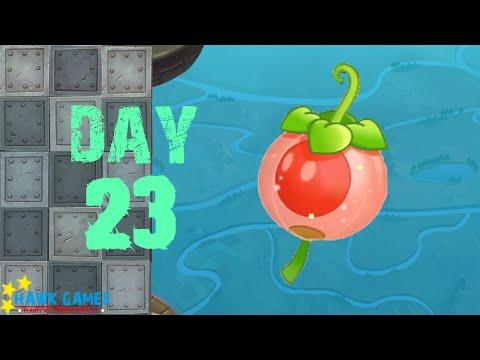 [Pre-1.8] Plants vs. Zombies 2 China - Sky City - Day 23