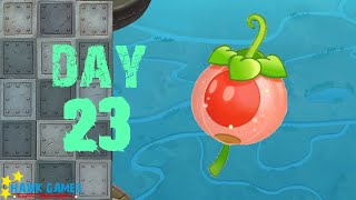 Plants vs. Zombies 2 China - Castle in the Sky - Day 23