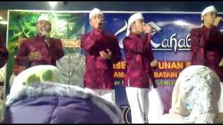 Gambar cover al mahabbatain anal faqir voc haris imadudin