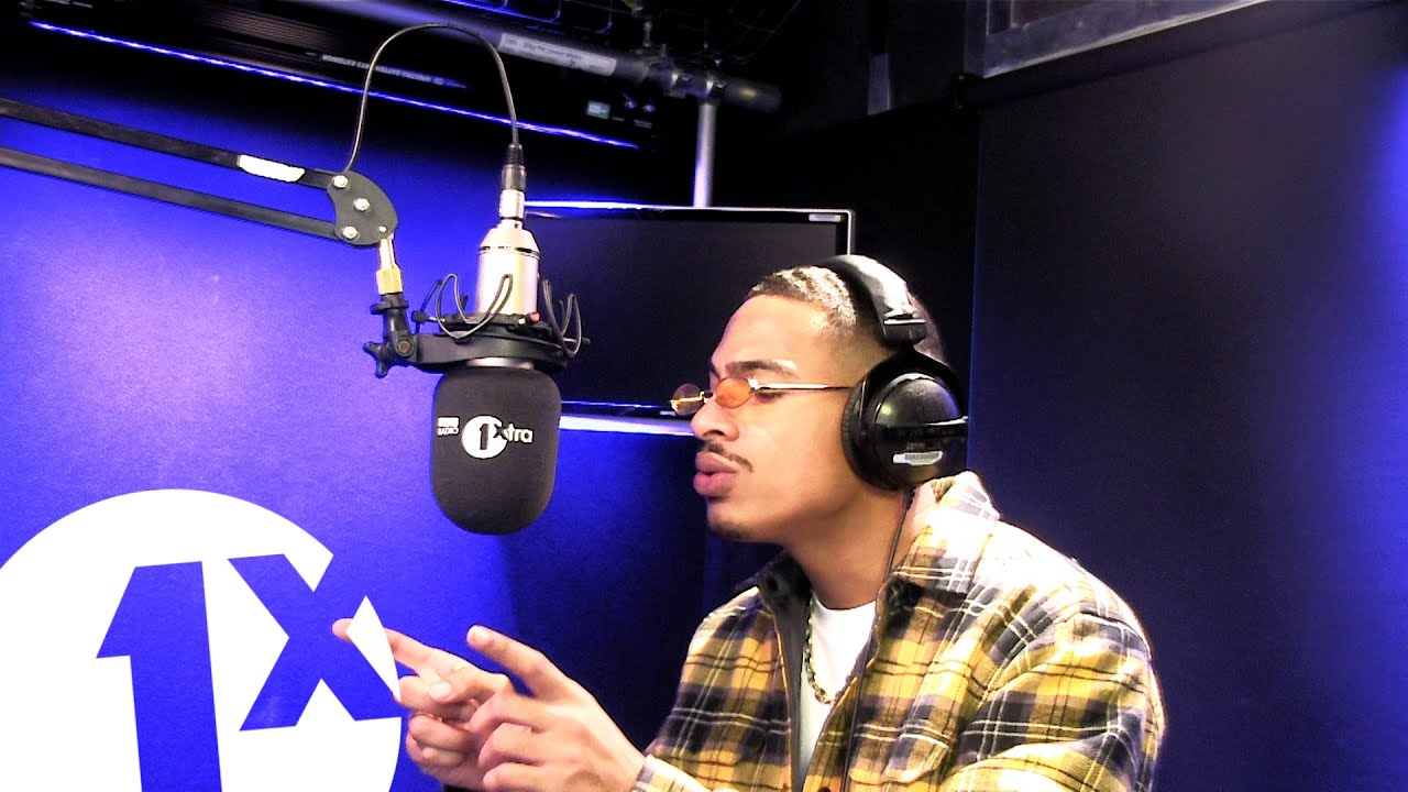 Arin Ray - RnB Mash Up - Radio 1Xtra