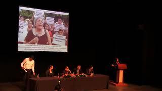 Reconocen trayectoria de Rosa María O´ Leary como activista y defensora de los derechos humanos