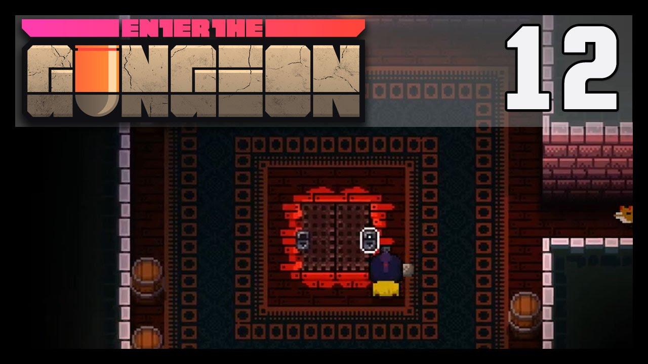 Enter The Gungeon Gameplay - Part 12 - Secret Dungeon - YouTube