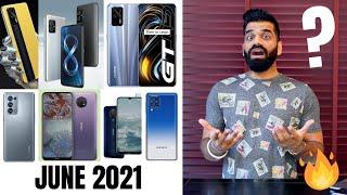 今後のスマートフォンのトップ-2021年6月🔥🔥🔥