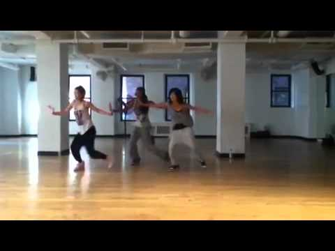 Jared Grimes choreography -- Dru Hill