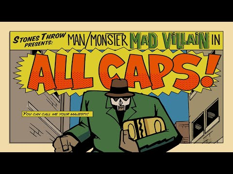 Madvillain - All Caps