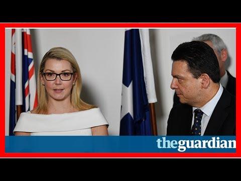 Daily News - Skye kakoschke-moore: nxt Senator resigned on dual citizenship