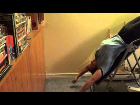 Inversion Table Benefits for Lower Back Pain