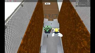 roblox LT2 first ever car lift