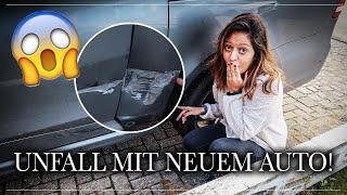 Neus Auto Crash - Mama muss abnehmen - #Vlog 1074 Rosislife 1