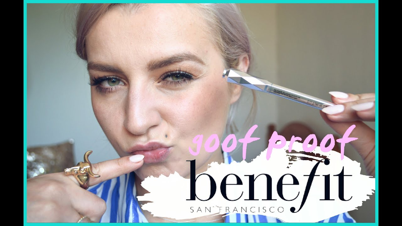 Goof Proof Eyebrow Pencil by Benefit #22