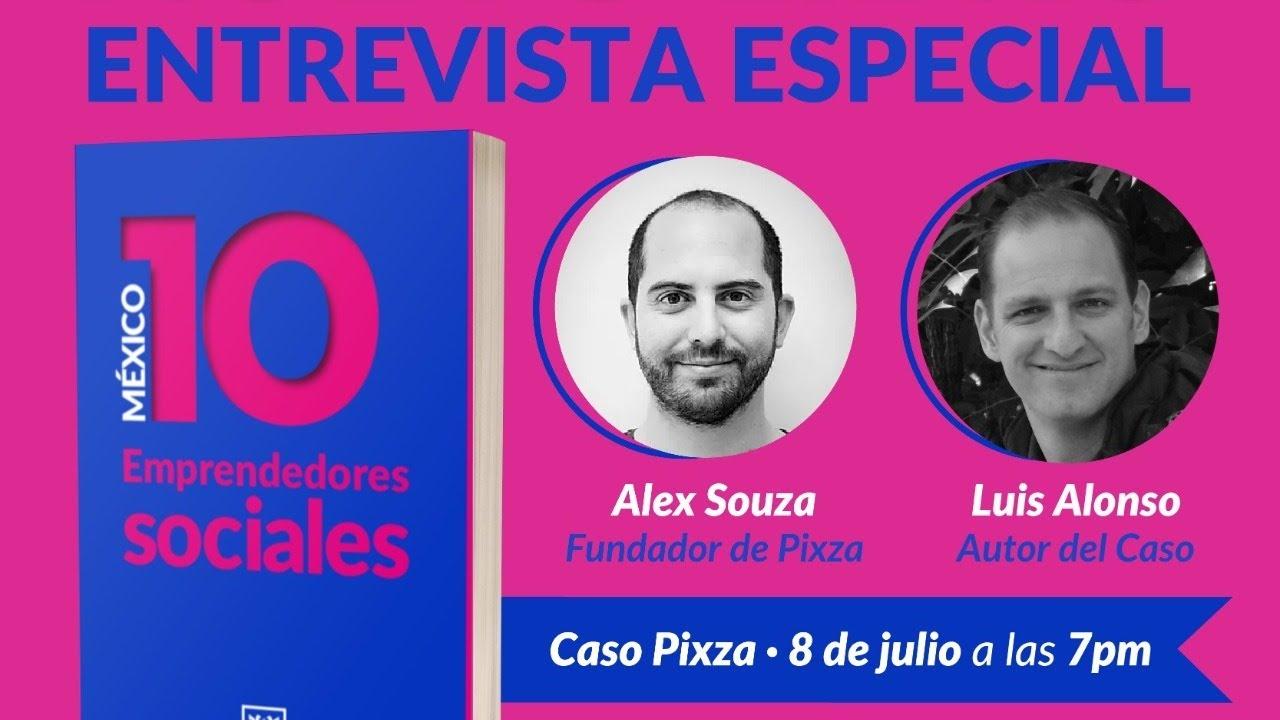 Entrevista especial: PIXZA, Libro México 10