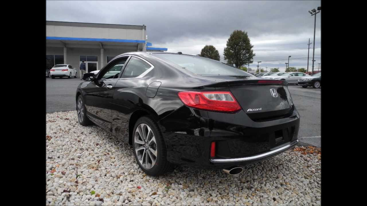 2013 Honda Accord Coupe For Sale >> 2013 Honda Accord Coupe Ex L V6 Manual Transmission Crystal Black Pearl