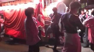 2014 静岡県 湖西市 入出地区 秋祭り 10・18(土)