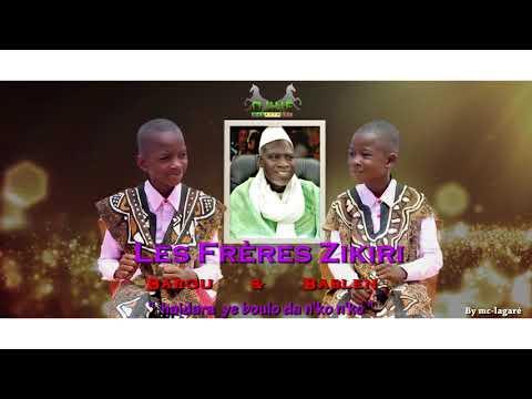 Les frères zikiri Haidara fassa