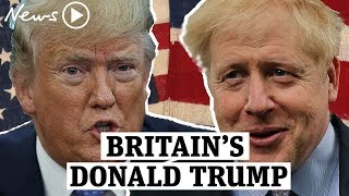 Boris Johnson: Britain's Donald Trump? thumbnail